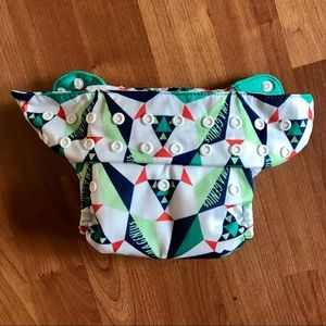 Bumgenius All-in-one Cloth Diaper